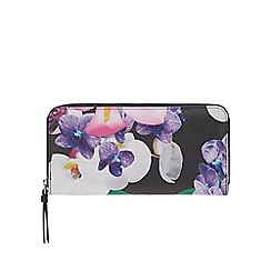 Star by Julien Macdonald - Multicoloured Rose Print Purse