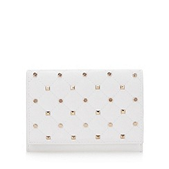 Star by Julien Macdonald - White Quilted Purse