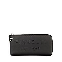 Fiorelli - Black Logo Travel Wallet