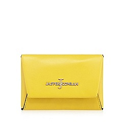 J by Jasper Conran - Yellow leather small purse