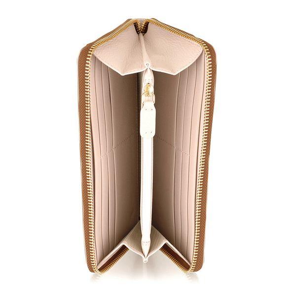 'Blair' Large matinee leather Radley purse tan qPzxg8