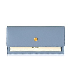 Radley - Light blue 'Hatton' large purse