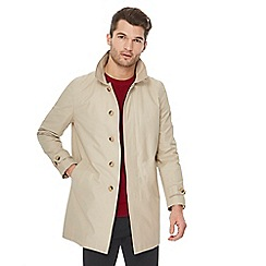The Collection - Big and tall beige mac coat