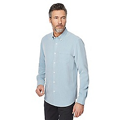 The Collection - Blue Oxford shirt