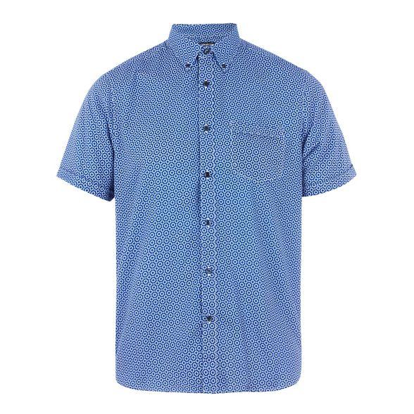 The tall shirt print Big blue Collection and tile t7gq7rw