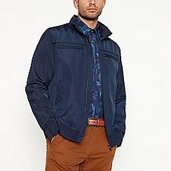 The Collection - Navy harrington jacket