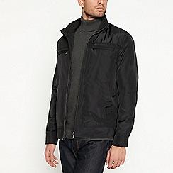 The Collection - Black harrington jacket