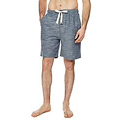 RJR.John Rocha - Navy lounge shorts