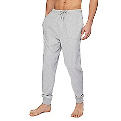 Red Herring - Grey jersey lightweight jogging bottoms