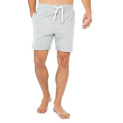 Tommy Hilfiger - Grey jersey shorts