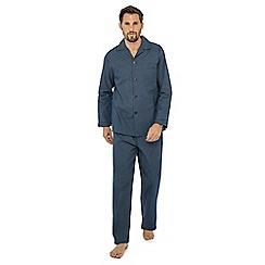 Maine New England - Navy printed pyjama set