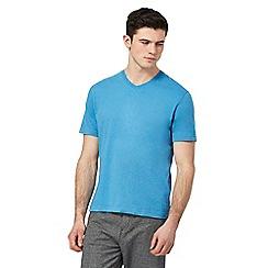 Red Herring - Light blue V-neck t-shirt