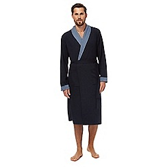 Hammond & Co. by Patrick Grant - Navy jersey dressing gown
