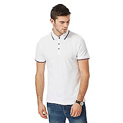 Red Herring - White tipped polo shirt