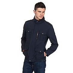 Red Herring - Big and tall navy army jacket