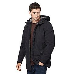 Red Herring - Black parka coat