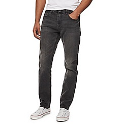 Red Herring - Dark grey slim fit jeans