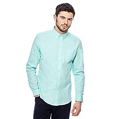 Red Herring - Pale green slim fit shirt