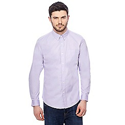 Red Herring - Lilac slim fit shirt