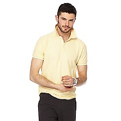 Red Herring - Yellow polo shirt