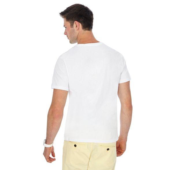 t Red shirt striped White fit slim Herring Apx8XBpF
