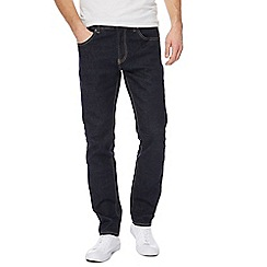 Red Herring - Big and tall dark blue skinny fit jeans