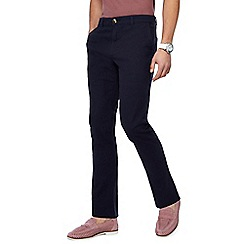 Red Herring - Navy slim leg chinos