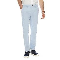 Red Herring - Light blue slim leg chinos