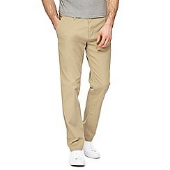 Red Herring - Natural slim leg chinos