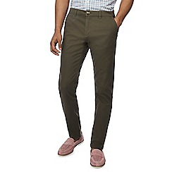 Red Herring - Khaki slim leg chinos