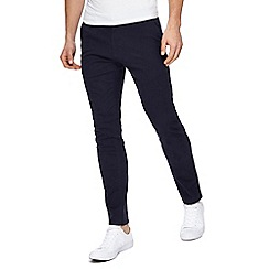 Red Herring - Navy skinny fit chinos