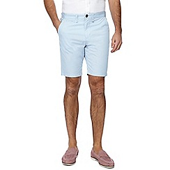 Red Herring - Pale blue regular fit chino shorts