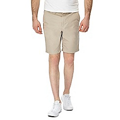 Red Herring - Beige chino shorts