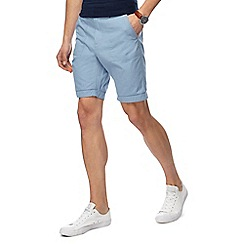 Red Herring - Light blue chino shorts
