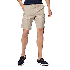 Red Herring - Big and tall pack of two chino shorts