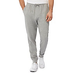 Red Herring - Big and tall grey jogging bottoms