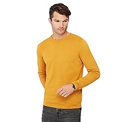 Red Herring - Yellow crew neck jumper
