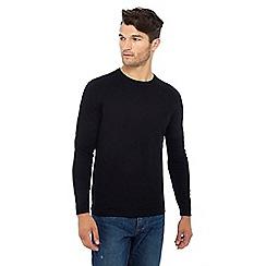 Red Herring - Black space dye t-shirt