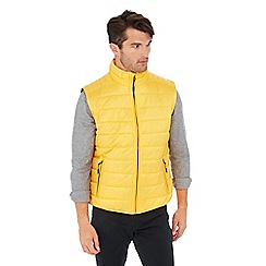 Red Herring - Yellow padded gilet