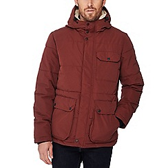 Red Herring - Red padded jacket