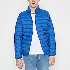 Red Herring - Big and Tall Blue Padded Coat