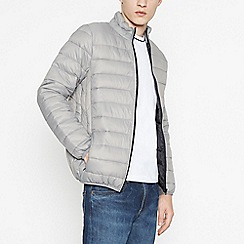 Red Herring - Grey Padded Coat