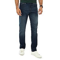 Red Herring - Dark blue mid wash slim fit jeans