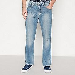 Red Herring - Light Blue Light Wash Bootcut Jeans