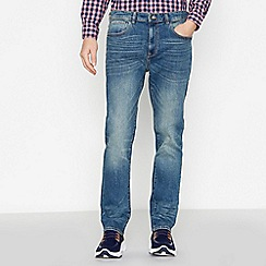 Red Herring - Blue Vintage Wash Slim Fit Jeans