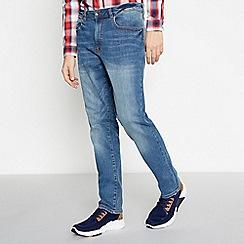 Red Herring - Blue Mid Wash Slim Fit Jeans
