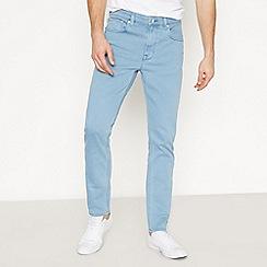 Red Herring - Mid Blue Slim Fit Jeans