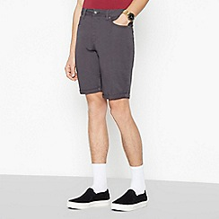 Red Herring - Dark Grey Shorts