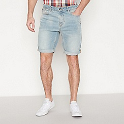Red Herring - Light Blue Denim Shorts