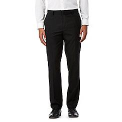 Red Herring - Black slim smart trousers